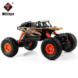 $enCountryForm.capitalKeyWord UK - wholesale 18428 - B 1:18 4WD RC Climbing Car 2.4GHz 4CH 9km h Proportional Controlled All Terrain Vehicle Off-Road Truck Car