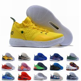 $enCountryForm.capitalKeyWord NZ - New KD 11 Men Basketball Shoes Still KD EYBL Multi-Color Paranoid Cool Grey Mens Sneakers Kevin Durant 11s Designer Brand Shoes Trainers