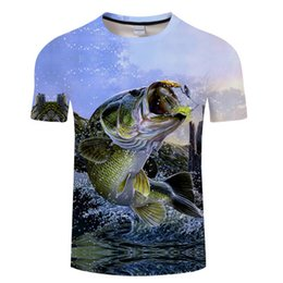 a1a1c6a7 Cool Mens T-shirt 3D Catfish Sublimation Printed Catfish Fishing Hobby  Outfits Unisex Girl Cute Top Hipster Shirts Oversize