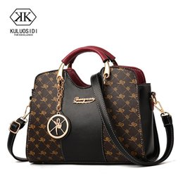 Discount hand bags brands - Luxury Handbags Women Bags Designer Brand Elegant Bag Women Designer Bags Messenger Bag for 2019 Ladies Hand