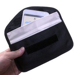 Phone Types Australia - Pregnant Women Anti-Radiation Storage Bag Anti-Degaussing Bag Phone Key Card Memory Card Electronic Anti-Theft for Outdoor