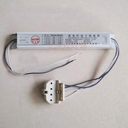 Toptan satış Lamba Tutucu 24W 36W 40W 55W 72W Elektronik Balast ile Tavan Işık Uzun Şerit Balast H Tüp Evrensel Elektronik Balast