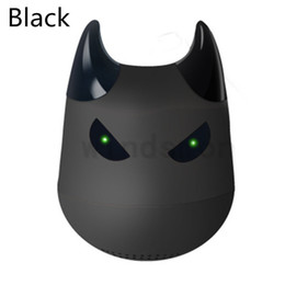 $enCountryForm.capitalKeyWord Australia - 2019 Wireless Bluetooth MiNi Cute Demon Speaker Portable Super Bass Stereo Car Music Speakers Remote Camera Control For Mobile Phone 100pcs