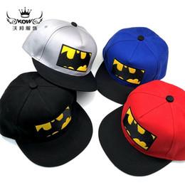 2019 children s hats spring new marvel collage baseball cap stickers hip hop  dance hat trend fca4b6f8d06e
