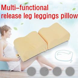 $enCountryForm.capitalKeyWord NZ - Knee Pillow Memory Foam Leg Pillow For Leg Back Hip Pain Relief Foldable Home Improvement Useful Tools Drop Shipping 2019 #X
