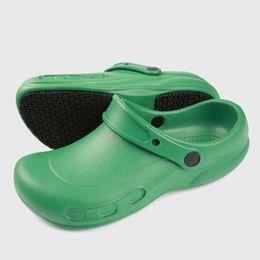 $enCountryForm.capitalKeyWord Australia - Anti-slip Resistant Clogs Operating Theatre Shoes, chef Shoes Post Op shoe For Men, Bunion Surgery Surgical Footwear Men's #130167