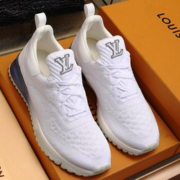Men Canvas Sports Footwear NZ - 2019 Sports Shoes for Men Platform Sneakers Flats Casual Shoes Running Tennis Comfort Trend Footwear Lace Up Top Quality V.N.R SNEAKER M22