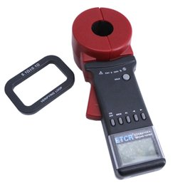 $enCountryForm.capitalKeyWord NZ - Portable Digital Ground Resistance Tester ETCR2100+ Earth Resistance Measurement Tester