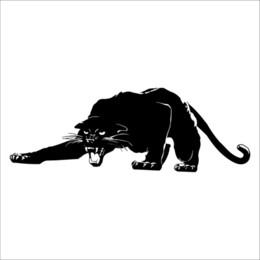 $enCountryForm.capitalKeyWord UK - Panther Big Cat Lion Wield Cat car truck wall laptop vinyl sticker decal Car Accessories Motorcycle Helmet Car Styling