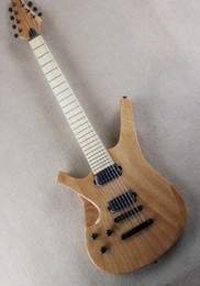 $enCountryForm.capitalKeyWord NZ - Factory special offers, 7 left-hand electric guitar strings, HH pickups, black hardware, wooden body, fingerboard, custom service