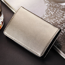 $enCountryForm.capitalKeyWord Australia - Wholesale 2019 Short Fashion Card Holders Sale New Style men women Cheap White Black Wallet Free Shipping Size 40*36