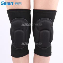 Elbow Girl Australia - Knee Pads Volleyball Dancers Handball Girl Boy Man Woman Knee Pad Work (Black)