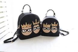 $enCountryForm.capitalKeyWord Australia - European and American crown printing 111 Women Handbag Top Handles Shoulder Bags Crossbody Belt Boston Bags Totes Mini Bag Clutches Exotics