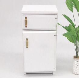 $enCountryForm.capitalKeyWord NZ - Mini Dollhouse Furniture Refrigerator Miniature Living Room Pretend Play Toy