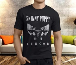 shorts for tall men Australia - Shirt Sale Make T Shirts Short O-Neck Tall Skinny Puppy T Shirt For Men