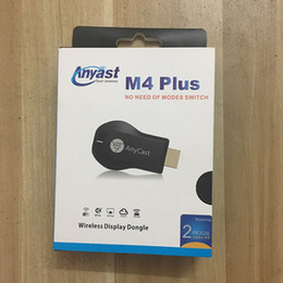 $enCountryForm.capitalKeyWord NZ - Freeshipping Anycast M4 Plus DLNA Airplay WiFi Display Miracast Dongle HDMI Multidisplay 1080P Receiver AirMirror Mini Android TV Stick