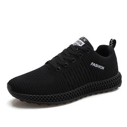 $enCountryForm.capitalKeyWord UK - 2019 spring and summer new men's casual shoes fly woven breathable shoes Korean students male trend wild casual men's shoes
