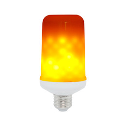 $enCountryForm.capitalKeyWord UK - E27  E14 E16 LED Dynamic Fire Flame Effect Corn Bulb 3 Modes AC 85-265V Flickering Emulation Decor Lamp Creative Fire Lights Lamparas