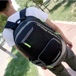 Laptop 15.6 inch china online shopping - U A Teenagers School Bag Students Backpack Casual Hiking Camping Backpacks Waterproof Travel Outdoor Bags Multi Pockets Colors