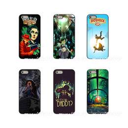 4s Housing Australia - Bioshock Infinite House Fitzroy Booker Hard Phone Case Cover For Apple iPhone X XR XS MAX 4 4S 5 5S 5C SE 6 6S 7 8 Plus ipod touch 4 5 6