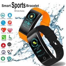 593baed2f1b2 8 Fotos Marcas de relojes gps en venta-Top venta A estrenar QW18 Banda inteligente  Reloj de