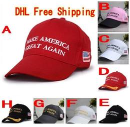 471215ae75670 Trump hats Make America Great Again Hat Donald Trump Republican Womens Mens  Snapback Hats Sports Baseball Caps USA Flag Fashion Cap D0393