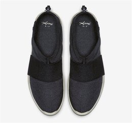 Best Summer Hiking Shoes Australia - 2019 Best Authentic Air Fear of God Moccasin Particle Beige Sail Black Pure Platinum 180 White Men Basketball Shoes Sneakers AT8086-20