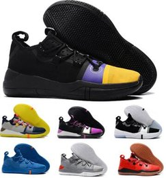 new style 28667 ed286 Cheap Kobe Basketball Shoes Sneakers Mens Man AD EP Mamba Day Sail Navy Toe  Exodus 2019 Chaussure Homme Tennis Trainers Basket Ball Shoes