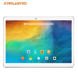 inches teclast tablet Canada - Teclast 98 octa core update version 10.1 inch 1920*1200 Andriod 6.0 4G phone Call tablet PC