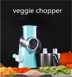 Multi Slicer Chopper Cutter Australia - Kitchen Tool Multi-function Slicers Manual Vegetable Cutter Veggie Chopper Potato Julienne Carrot Slicer Chillie Cheese Cutter