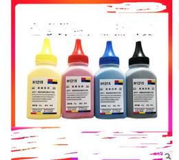 HP renkli toner CP1210 1215 CE310A CB540A Canon mf8030 toner kartuşu Toner Tozları uygulanabilir 2020 sıcak satış