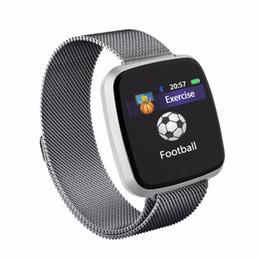 $enCountryForm.capitalKeyWord UK - Milan Stainless Steel Heart rate smart watch IP67 Waterproof Color screen Blood pressure oxygen Fitness tracker GPS Nylon watch