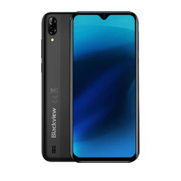 Blackview A60 3G WCDMA Quad Core MTK6580 1GB 16GB 6.1inch Android 8.1 13MP Camera 4080mAh Battery Smartphone