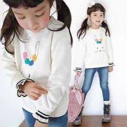 $enCountryForm.capitalKeyWord Australia - 2019 Baby Girls Spring Shirt Korean Kids Cartoon T-shirt Children Basic Shirt Tops For Infant Toddler Clothes Boys Cotton,#3790