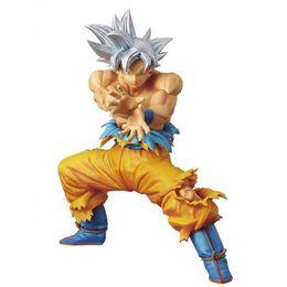 $enCountryForm.capitalKeyWord NZ - Anime Dragon Ball Z Super Ultra Instinct Goku The Super WARRIORS SPECIAL Figure Model Collection Toys 16cm