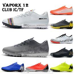 $enCountryForm.capitalKeyWord Australia - Mens Low Ankle Football Boots Mercurial VAPORX 12 CLUB IC TF Soccer Shoes Vapors 12 Superfly Neymar ACC Indoor Turf Soccer Cleats