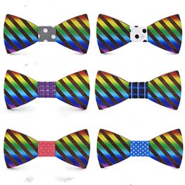 $enCountryForm.capitalKeyWord Australia - Groom Wood Bow Tie Business Butterfly Party Ties for Mens Wedding Suits