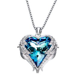 e011d796325390 Heart Ocean Necklaces Australia