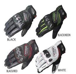 $enCountryForm.capitalKeyWord Australia - KOMINE GK-167 Carbon Fiber Mesh Motorcycle Glove Motocross Mountain Bicycle Leather Gloves