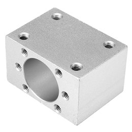 $enCountryForm.capitalKeyWord Australia - 22mm Hole Ball Screw Nut Housing Mounting Bracket for SFU1204 22mm Ball Screw