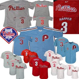 4fc417b14 Bryce harper Blue jersey online shopping - 3 Bryce Harper Jersey Men Women  Youth Philadelphia Baseball