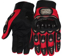 Cycling supplies touch screen racing off-road outdoor knight full finger half finger motorcycle anti-smashing windproof gloves