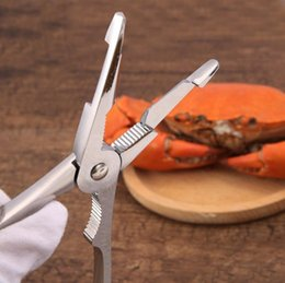Kitchen Set For Home Australia - 3Pcs Set Stainless Steel Seafood Cracker Pick Set For Crab Lobster Useful Utensils Home Kitchen Seafood Cooking Tool
