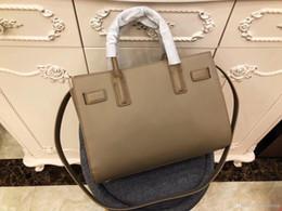 $enCountryForm.capitalKeyWord Australia - women handbag shoulder bag crossbody bag lady purse leather bags purse free shipping 22cm 26cm black grey
