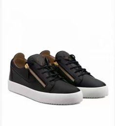 $enCountryForm.capitalKeyWord Australia - High quality free shipping black crocodile grain leather for men's and women's shoes,high-level fashion sneakers chaoliu 189609