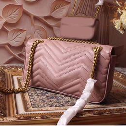 5986c09f0c25 Известный бренд дизайнер моды роскошные дамы небольшой цепи сумки на ремне сумка  женщины crossbody горячей продажи бесплатная доставка размер: 26 см