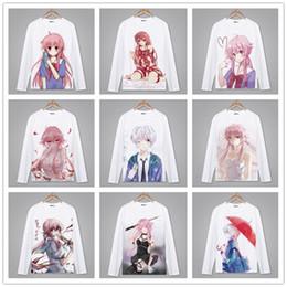 $enCountryForm.capitalKeyWord NZ - Spring Autumn Long Sleeve Anime T-Shirt Mirai Nikki lovely Clothing Unisex Adult Child T Shirt Cosplay harajuku tshirt.
