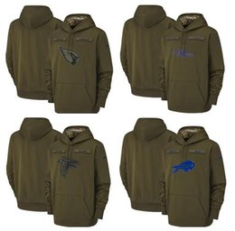 $enCountryForm.capitalKeyWord Australia - New Style Arizona Baltimore Philadelphia Buffalo Men Bills Eagles Ravens Cardinals Olive  Sideline Pullover Hoodies