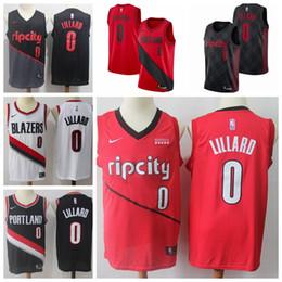 brand new dab27 df4a4 sale damian lillard rip city jersey 7ba27 dd083