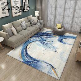$enCountryForm.capitalKeyWord NZ - Zeegle Modern Carpet for Living Room Non-slip Floor Mat Sofa Table Area Rug Children Bedroom Carpet Absorbent Kitchen Mat